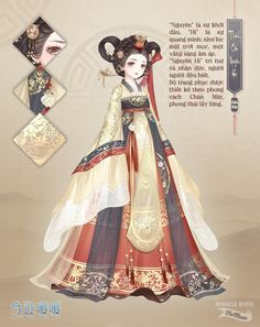 Cloud: The Traditional Hanbok Queen Fashion Mode, Asian Fashion, Fashion Art, Fashion Outfits, Fashion Design, Dress Fashion, Illustration Mode, Illustrations, Anime Quotes Tumblr