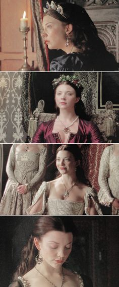 Anne Boleyn: If she gets her way, she will set our whole country in a roar… #tudors