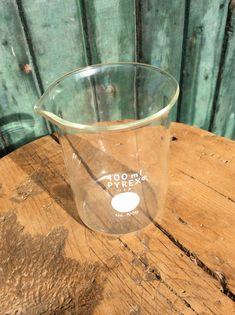 Bécher Pyrex beaker 400 ml – No. 1000 - 18$