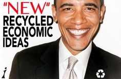 """New"" From The Recycling Bin: The President's remarks on the #economy"