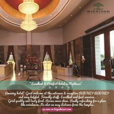 4faaa74798 Another great review from one of our Guests! Keep reviewing!  Tripadvisor   VrindavanHotel