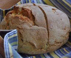 Ψωμί ζυμωτό σπιτικό !!! ~ ΜΑΓΕΙΡΙΚΗ ΚΑΙ ΣΥΝΤΑΓΕΣ Bread Recipes, Cooking Recipes, Bread Art, Nutella, Rolls, Branch Decor, Food, Tattos, Breads