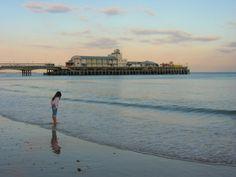 Bournemouth Pier.U.K.