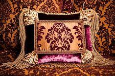 Custom Made Luxury Bedding, Upscale Comforter Set