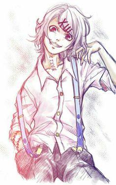 I have too many Juuzou pics But he is meh baby Juuzou Tokyo Ghoul, Ken Tokyo Ghoul, Juuzou Suzuya, Girls Anime, Anime Guys, Manga Anime, Anime Art, Kaneki, I Love Anime