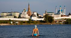Double life: Kazan seen through an American lens | Russia Beyond The Headlines: Travel