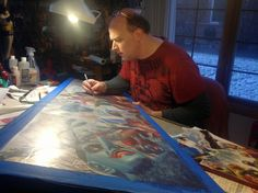 WogBlog: Yellow Submarine print from comic book artist