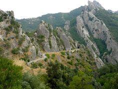 Castelmezzano (PZ) - Dolomiti Lucane Montagne Italiane #TuscanyAgriturismoGiratola