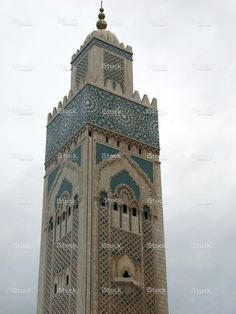Great Mosque in Casablanca stock photo 58778288 - iStock - iStock ES