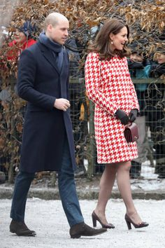 Catherine, Duchess of Cambridge and Prince William, Duke of Cambridge visit Matteusskolan School to join children who have taken part in the YAM programme during one of their mental health activity sessions on day two of their royal visit to Sweden and Norway on January 31, 2018 in Stockholm, Sweden.