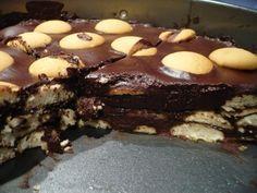 Nepečený kakaový dort | Po přečtení spalte
