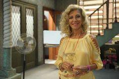 A atriz, cantora e diretora Marília Pêra morreu aos 72 anos neste sábado, 5 de dezembro de 2015, no ... - Divulgação, TV Globo
