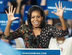 A Look Back At Michelle Obama's Campaign Trail Fashion