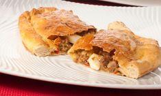 Empanadas Argentinas y al horno!!!!!!! Qué ricas...... por Bruno Oteiza.