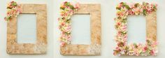 Oh, I'm so excited to share this tutorial with you today! :) I decided to make a super cute flower petal frame after being inspired by a f...