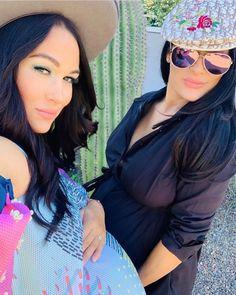 Bella Sisters, Mirrored Sunglasses, Sunglasses Women, Nikki And Brie Bella, Wwe Female Wrestlers, Wwe Womens, Twin Girls, Wwe Divas, Hello Beautiful