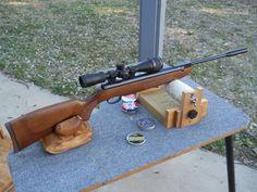 Springer Bench Rest That Works! - Airguns & Guns Forum