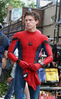 Tom Holland's acting in Spider-Man Homecoming was amazing. It moved me so much. I was trying so hard to not be in tears because of his acting. Like wow. I still tear up just talking about it. No other actor has had this impact on me. Makes me want to give it so much more when I act. <3