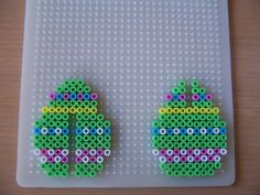 Easter egg hama beads by Ilhja