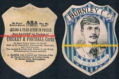 1880s Walter Sugg football Burnley Durham Rochdale cricketer Yorks Derbyshire CCC