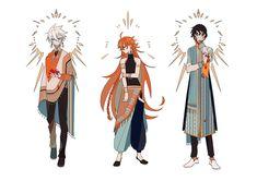 """ぜろ on Twitter: """"🇮🇳… """" Fantasy Character Design, Character Design Inspiration, Character Concept, Character Art, Concept Art, Character Costumes, Character Outfits, Dnd Characters, Fantasy Characters"""