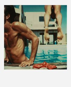 Tom Bianchi : Fire Island Pines - L'Œil de la photographie