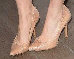 Kate Mara Photos - Actress Kate Mara (shoe detail) attends the 14th annual AFI Awards Luncheon at the Four Seasons Hotel Beverly Hills on January 10, 2014 in Beverly Hills, California. - Arrivals at the AFI Awards