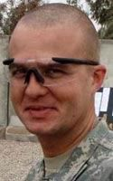 Army SFC Jerald A. Whisenhunt, 32, of Orrick, Missouri. Died February 8, 2008, serving during Operation Iraqi Freedom. Assigned to 1st Battalion, 21st Infantry Regiment, 2nd Stryker Brigade Combat Team, 25th Infantry Division, Schofield Barracks, Hawaii. Died of injuries sustained when an improvised explosive device detonated near his vehicle during combat operations in Taji, Baghdad Province, Iraq.