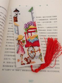 This Pin was discovered by edi Cross Stitch Bookmarks, Cross Stitch Books, Cross Stitch Heart, Cross Stitch Fabric, Cross Stitching, Cross Stitch Embroidery, Wedding Cross Stitch Patterns, Cross Stitch Designs, Hand Embroidery Videos