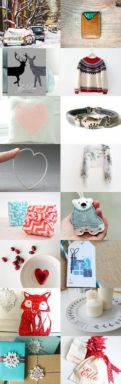 It's cold outside! by Gina on Etsy--Pinned with TreasuryPin.com