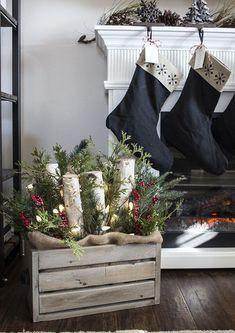 Новогодний декор в винтажном стиле - Ярмарка Мастеров - ручная работа, handmade