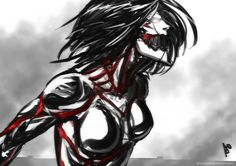 Armored Titan Mikasa by Accuracy0.deviantart.com on @deviantART