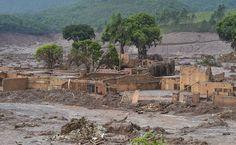Tragédia em Minas Gerais deve secar rios e criar 'deserto de lama' - 15/11/2015 - Cotidiano - Folha de S.Paulo