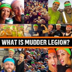 Tough Mudder event, would you like to try something like that? tag someone