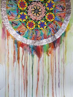 watercolor dreamcatcher : to do list Art And Illustration, Paintings Tumblr, Watercolor Dreamcatcher, Truck Art, Islamic Art, Sacred Geometry, Hippie Boho, Hippie Art, Hippie Style