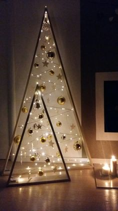 48 Christmas Decor To Rock This Season - Futuristic Interior Designs Technology - 48 Christmas Decor To Rock This Season interiors homedecor interiordesign homedecortips - Winter Christmas, Christmas Home, Christmas Lights, Vintage Christmas, Crochet Christmas, Christmas Quotes, Christmas Fashion, Christmas Ornaments, Wooden Christmas Trees