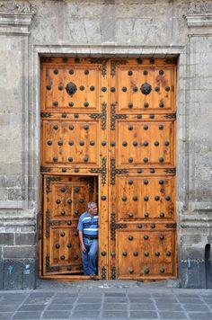 Noted: Door Inside of Door by Pedestrian Photographer