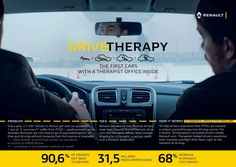 Therapist Office, Ad Car, Concept Board, Cannes, Lions, Awards, Campaign, Therapy, Stress