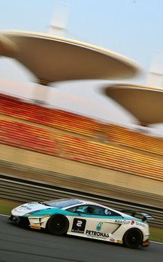 Lamborghini Blancpain Super Trofeo 2013 - Shanghai.