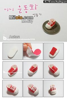 tutorial sneakers