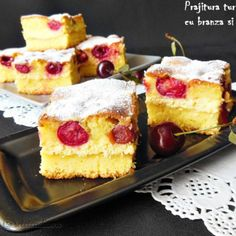 No Cook Desserts, Dessert Recipes, My Recipes, Cooking Recipes, Romanian Food, Something Sweet, Cheesecake Recipes, Deserts, Homemade
