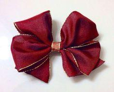 Hair Bow: FSU Seminoles hair bow on Etsy, $4.50