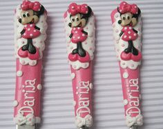 Cutlery for GirlPersonalized Baby SpoonBaby by cutlerydesignJS