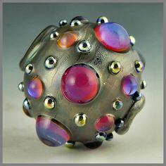 Gorgeoous lampwork bead from Aimee Milan on Etsy
