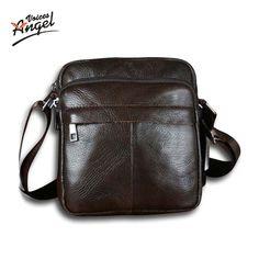 $23.50 (Buy here: https://alitems.com/g/1e8d114494ebda23ff8b16525dc3e8/?i=5&ulp=https%3A%2F%2Fwww.aliexpress.com%2Fitem%2FGenuine-Leather-Men-Shoulder-Bags-New-Fashion-Hot-Male-Handbag-Small-Crossbody-Messenger-Bag-Travel-Bolsa%2F32646588315.html ) Angel Voices! Hot sale New fashion genuine leather men bags small shoulder bag men messenger bag crossbody leisure bag XP491 for just $23.50