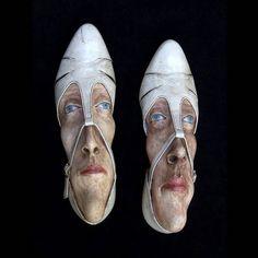 Gwen Murphy transforms shoes