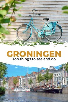 Groningen, The Netherlands. Top things to see and do in Groningen, The Netherlands. Stuff To Do, Things To Do, Netherlands, Holland, Amsterdam, Travel Inspiration, Dutch, Explore, Adventure