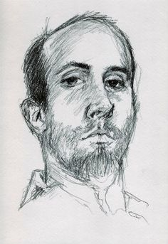 Steven Sanders - Self Portrait