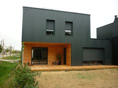 corrugated metal cladding - Google Search