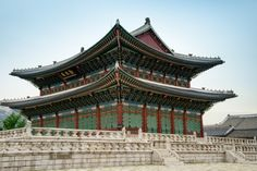 Gyeongbokgung Palace, Seoul - Palace Greatly Blessed by Heaven